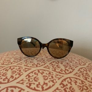 [Cole Haan] mirrored sunnies with A|X case